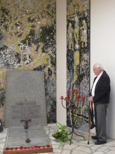 Pater Schaller SVD tombe de Franz Stock